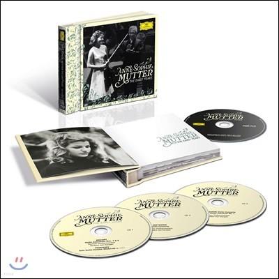 안네 소피 무터 초기 바이올린 협주곡 모음집 (Anne-Sophie Mutter - The Early Recordings)