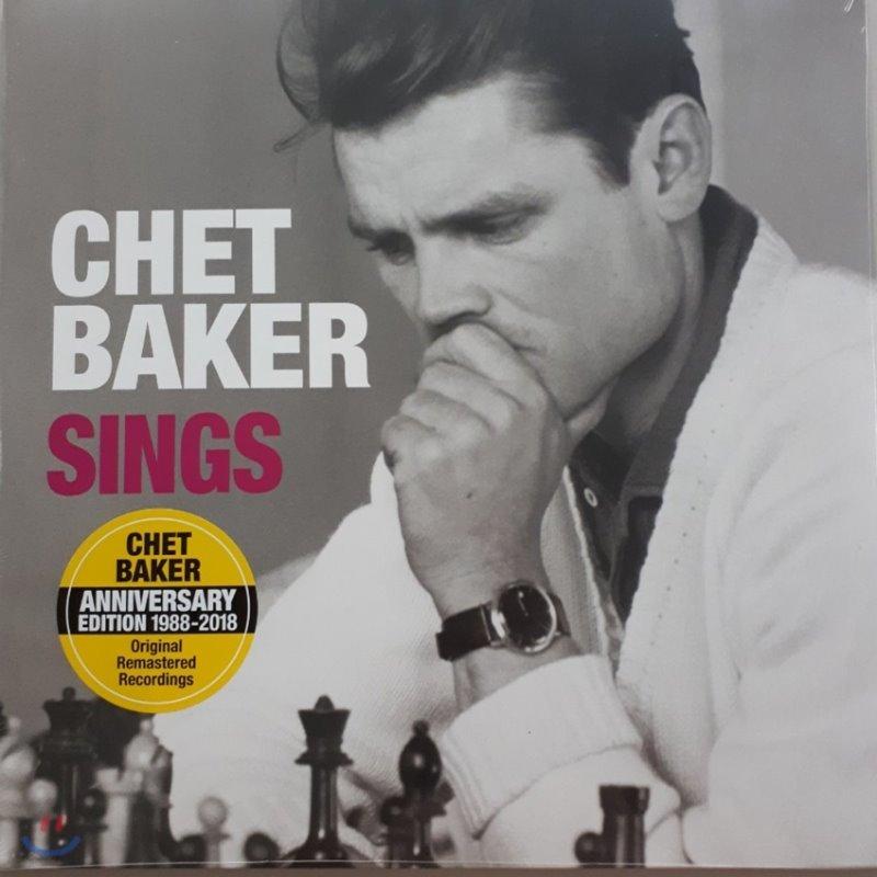 Chet Baker (쳇 베이커) - Sings (싱스) [2LP]