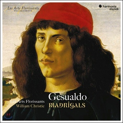 William Christie / Les Arts Florissants 제수알도: 5성부 마드리갈 (Gesualdo: Madrigals)