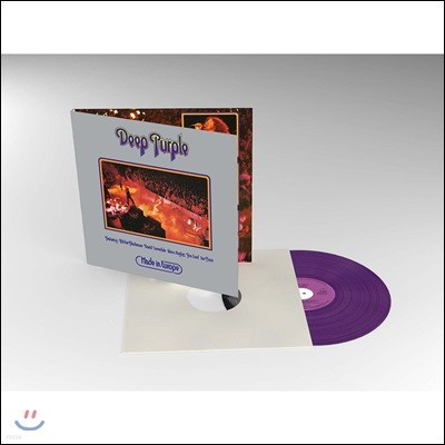 Deep Purple (딥 퍼플) - Come Taste The Band [퍼플 컬러 LP]