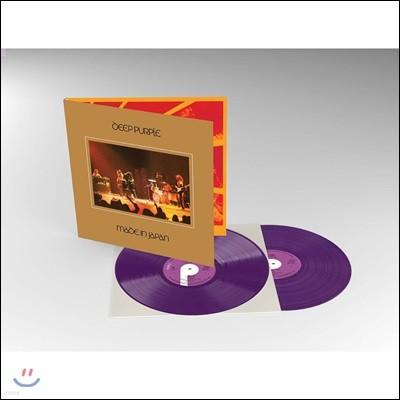 Deep Purple (딥 퍼플) - Made In Japan [퍼플 컬러 2LP]