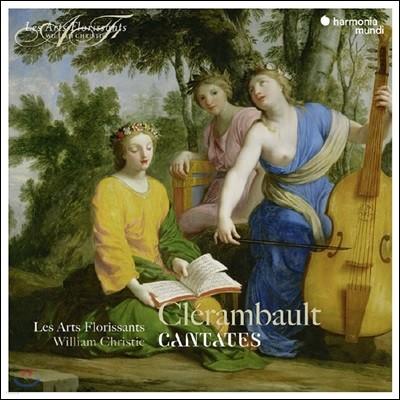 William Christie / Les Arts Florissants 클레랑보: 칸타타 (Clerambault: Cantates)