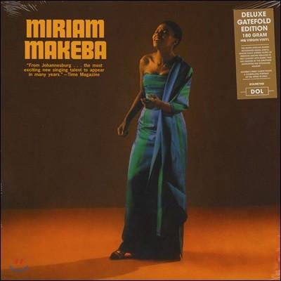 Miriam Makeba (미리암 마케바) - Miriam Makeba (Deluxe Gatefold Edition) [LP]