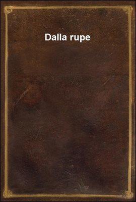 Dalla rupe