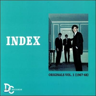 INDEX - Originals Vol. 1 1967-68 [LP]