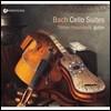 Tilman Hoppstock 바흐: 첼로 모음곡 [기타 연주반] (Bach: Cello Suites for Guitar)