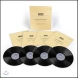 Enrico Mainardi 바흐: 무반주 첼로 모음곡 - 엔리코 마이나르디 (J.S.Bach: Cello Suite) [4LP 박스 세트]
