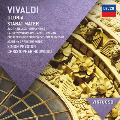 Simon Preston 비발디: 글로리아, 스타바트 마테르 외 (Vivaldi: Gloria, Stabat Mater etc)