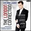 Dejan Lazic 베토벤: 피아노 협주곡 D장조 / 클레멘티: 피아노 소나타 외 (The London Connection)