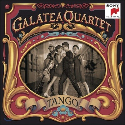 Galatea Quartet 탱고 아르헨티나 [현악 사중주 편곡반] (Argentinian Tangos Arranged for String Quartet)