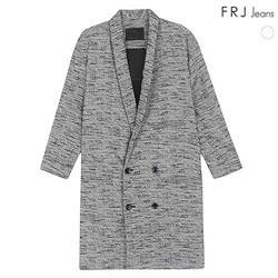 [FRJ]여성 숄카라코튼린넨롱자켓 (F51F-JK511B)