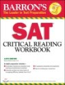 Barron's Sat Critical Reading Workbook