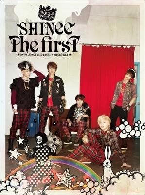 샤이니 (SHINee) - The First [초회한정판][CD+DVD]