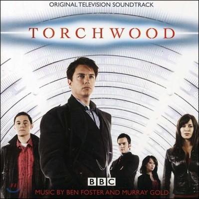 BBC 토치우드 시리즈 1 & 2 드라마음악 (Torchwood OST by Ben Foster and Murray Gold)