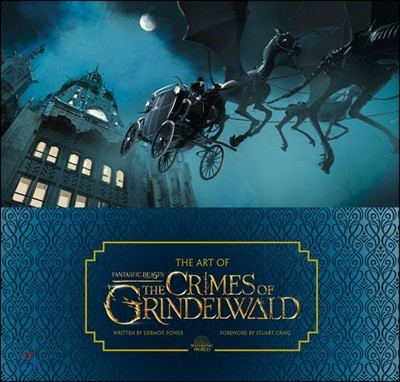 The Art of Fantastic Beasts : The Crimes of Grindelwald (영국판)