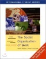 The Social Organization of Work, 4/E (IE)