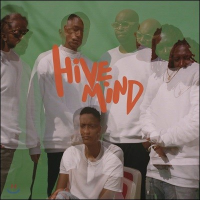 The Internet - Hive Mind 디 인터넷 정규 4집 [2LP]