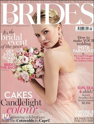 Conde Nast Brides UK (격월간) : 2018년 09/10월