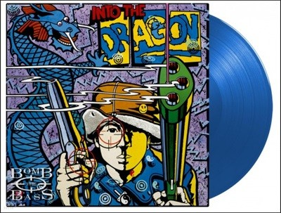 Bomb The Bass - Into The Dragon [블루 컬러 LP]