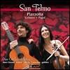 Cordes et Ames 바이올린과 기타를 위한 작품집 - 피아졸라 / 푸요 / 곤잘레스 (San Telmo)