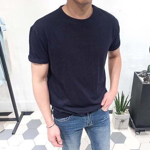 남자 기본 여름 반팔 티셔츠