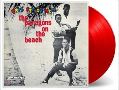 The Paragons (파라곤스) - On The Beach [레드 컬러 LP]