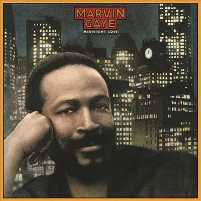 Marvin Gaye - Midnight Love (LP)