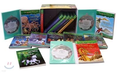 Magic Tree House #29 ~ #42 Set (Book + CD)