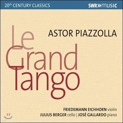 Friedemann Eichhorn 피아졸라: 그랜드 탱고 (Piazzolla: Le Grand Tango)