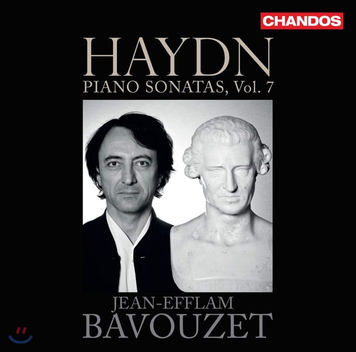 Jean-Efflam Bavouzet 하이든: 피아노 소나타 7집 - 장-에플랑 바부제 (Haydn: Piano Sonatas Vol.7)
