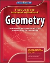 Glencoe Math 2012 Geometry : Study Guide & Intervention Workbook