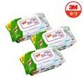 3M 표준형 베이직 더블액션 물걸레 청소포 30매(3개)