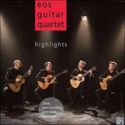 에오스 기타 사중주단 30주년 기념 앨범 (EOS Guitar Quartet - Highlights 30th anniversary limited edition) [2LP]