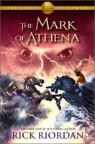 The Heroes of Olympus #3 : The Mark of Athena
