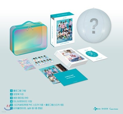 워너원 (Wanna One) - Wanna-One X Summer Package