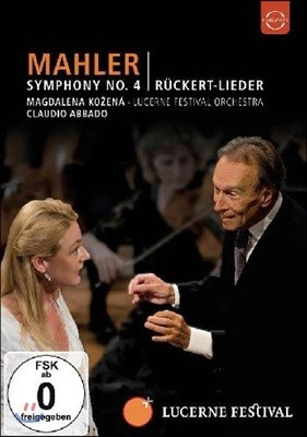 Claudio Abbado 말러: 교향곡 4번, 뤼케르트 가곡 (Mahler: Symphony No.4, Ruckert-Lieder)