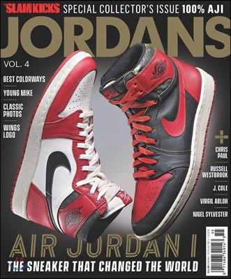 SLAM Kicks (월간) : 2018년 : Special issue : Jordans (나이키 에어 조던 1 스페셜 이슈) : Air Jordan I The Sneaker That Changed the World