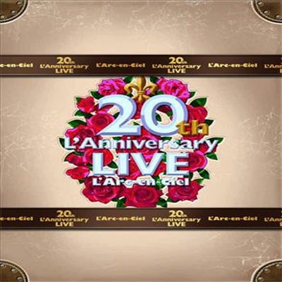 L'Arc~En~Ciel (라르크 앙 시엘) - 20th L'Anniversary Live -Complete Box- (지역코드2)(4DVD)