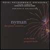 �ϸ�: �ǾƳ� ���ְ�, �� �� �ǵ�, ���ν������ ���� (Nyman: Piano Concerto, On the Fiddle, Prospero's Books) - Jonathan Carney