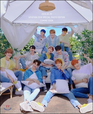 업텐션 (UP10TION) - UP10TION 2018 SPECIAL PHOTO EDITION
