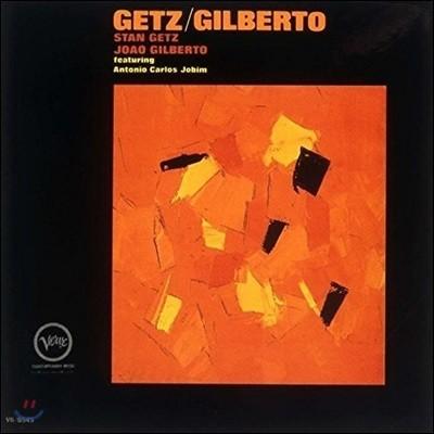 Getz & Gilberto (스탄 게츠 & 주앙 질베르투) - Getz/Gilberto