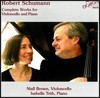 Niall Brown / Isabelle Trub 슈만 : 첼로와 피아노를 위한 작품집 (Schumann: Complete Works For Violoncello & Piano)