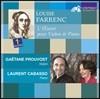 Gaetane Prouvost 루이즈 파렝: 바이올린 소나타, 협주적 변주곡 (Farrenc: L'Oeuvre Pour Violon & Piano)