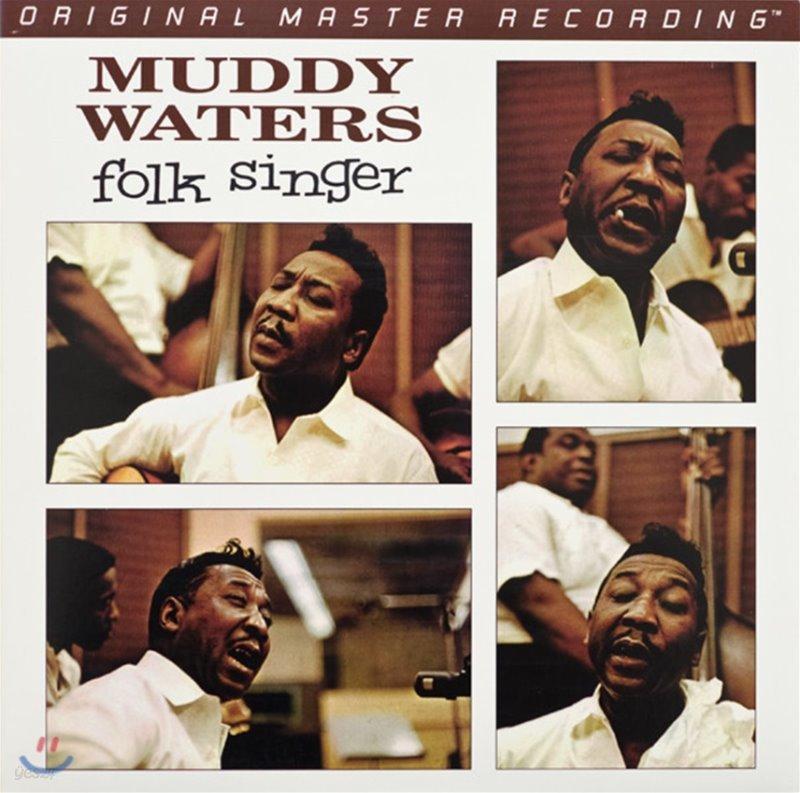 Muddy Waters (머디 워터스) - Folk Singer [SACD Hybrid]
