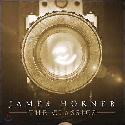 제임스 호너 영화음악 베스트 앨범 (James Horner - The Classics) [2LP]