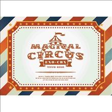 엑소 첸백시 (Exo-CBX) - 'Magical Circus' Tour 2018 (지역코드2)(2DVD+1CD) (초회생산한정반)
