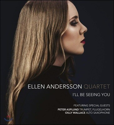 Ellen Andersson Quartet (엘렌 앤더슨 쿼텟) - I'll be seing you [LP]