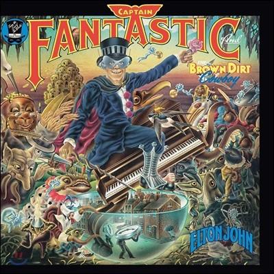 Elton John (엘튼 존) - Captain Fantastic And The Brown Dirt Cowboy [LP]