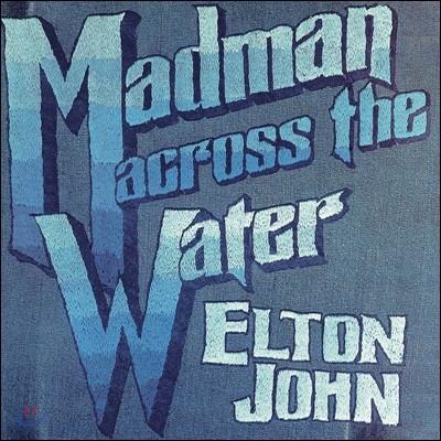 Elton John (엘튼 존) - Madman Across The Water [LP]