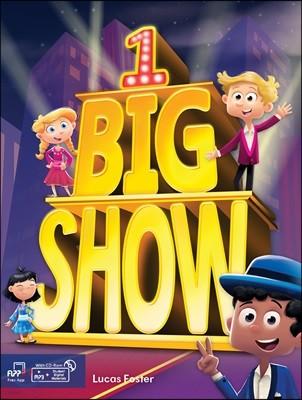 Big Show 1 : Student's Book + CD